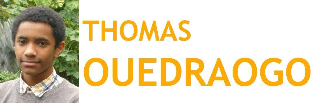 Thomas OUEDRAOGO, Auteur-illustrateur amateur